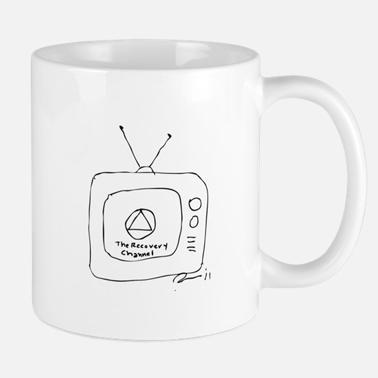 The Recovery Channel Mug