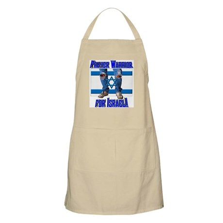 Prayer Warrior! BBQ Apron