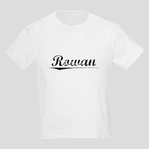 Rowan, Vintage Kids Light T-Shirt
