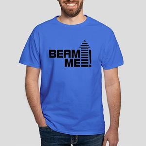 Beam me up 1 Dark T-Shirt