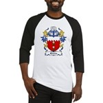 Liston Coat of Arms Baseball Jersey