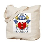 Liston Coat of Arms Tote Bag