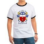 Liston Coat of Arms Ringer T