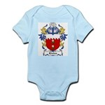 Liston Coat of Arms Infant Creeper