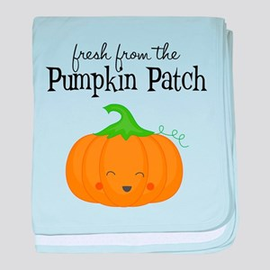 Fresh from the Pumpkin Patch Baby Blanket
