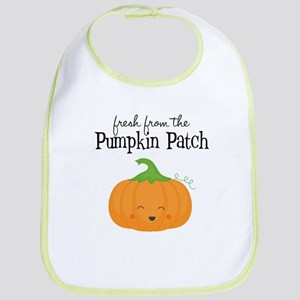 Fresh from the Pumpkin Patch Bib