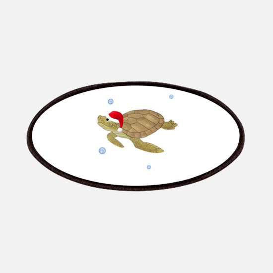 Santa - Turtle Patches