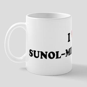 I Love SUNOL-MIDTOWN Mug