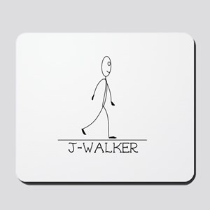 J-Walker Mousepad