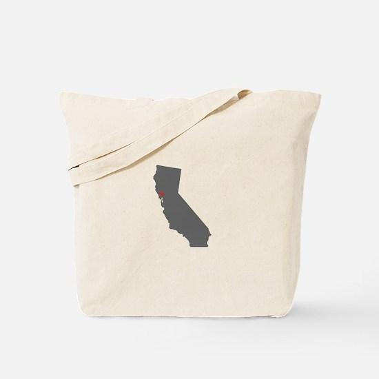Unique Napa ca Tote Bag