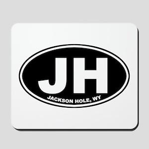 JH (Jackson Hole) Mousepad