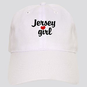 47851c14ad43b New Jersey Girl Hats - CafePress