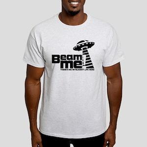 Beam me up 3 - No intelligent life Light T-Shirt