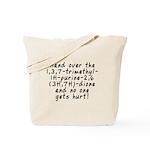 Hand over the caffeine - Tote Bag