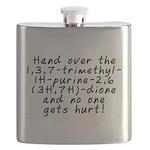 Hand over the caffeine - Flask