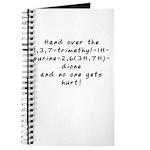 Hand over the caffeine - Journal