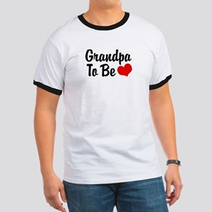 Grandpa To Be Ringer T