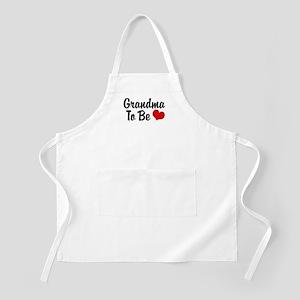 Grandma To Be BBQ Apron