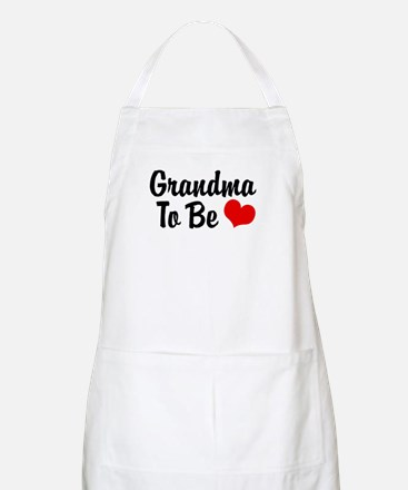 Grandma To Be BBQ Apron