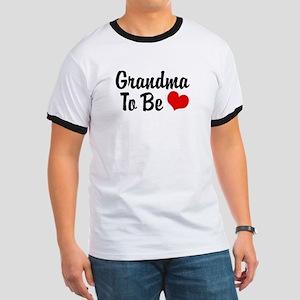 Grandma To Be Ringer T