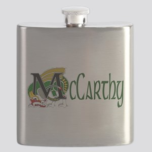 McCarthy Celtic Dragon Flask