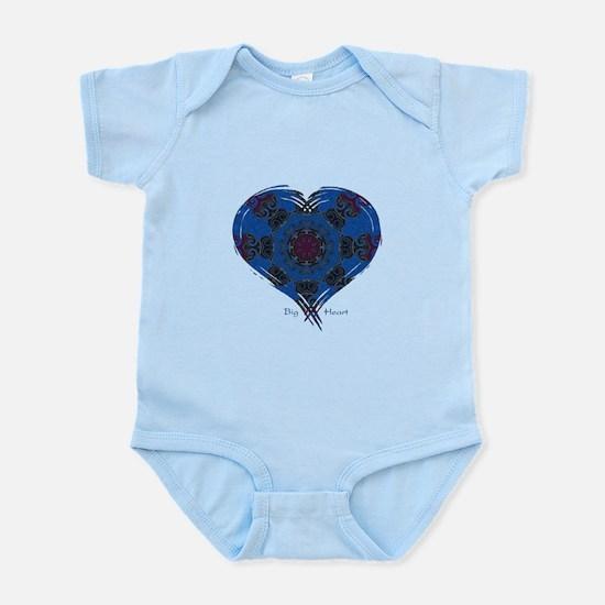 Big Heart Balance Infant Bodysuit