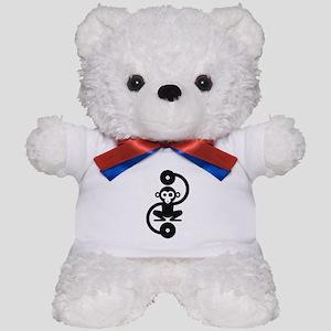 Monkey Music Teddy Bear