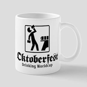 Oktoberfest Drinking Worldcup No.1 Mug