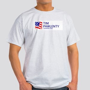 Pawlenty 06 Ash Grey T-Shirt
