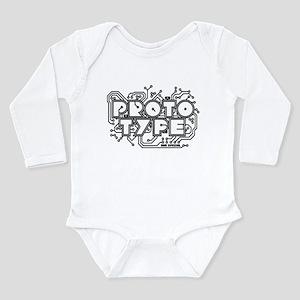 Prototype - I am Special 1c Long Sleeve Infant Bod