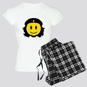 Che Smiley Icon Women's Light Pajamas