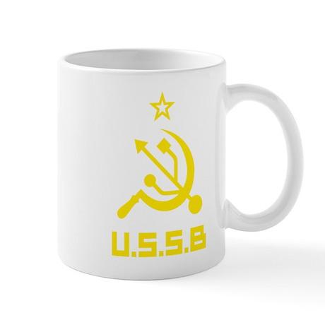 USSB - CCCP Plug and play Mug