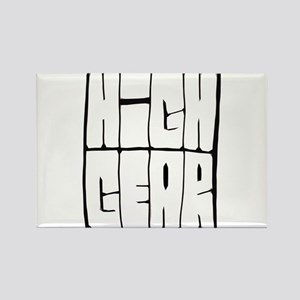 High Gear - Block Head - The Originial Rectang