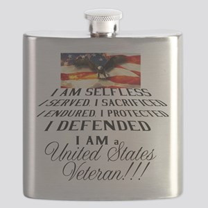 THE VETERAN!!!! Flask