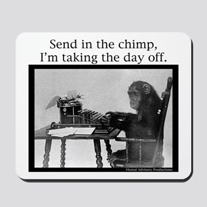 Office Chimp Mousepad