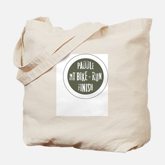 Adventure Race Tote Bag