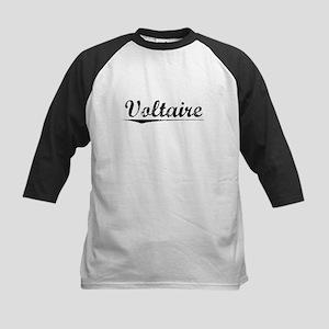Voltaire, Vintage Kids Baseball Jersey