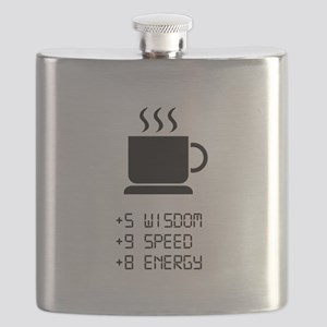 Coffee Power Up Flask