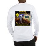 Texas Road Trip Long Sleeve T-Shirt - 2 sides