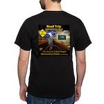 Texas Road Trip Dark T-Shirt - 1 side