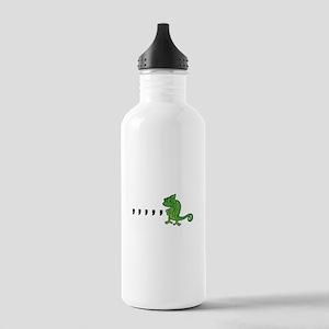 Comma Chameleon Stainless Water Bottle 1.0L