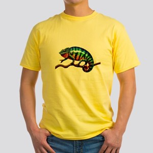 Colorful Panther Chameleon T-Shirt