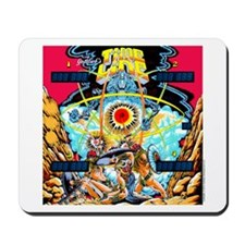 Gottlieb® Time Line Pinball Mousepad