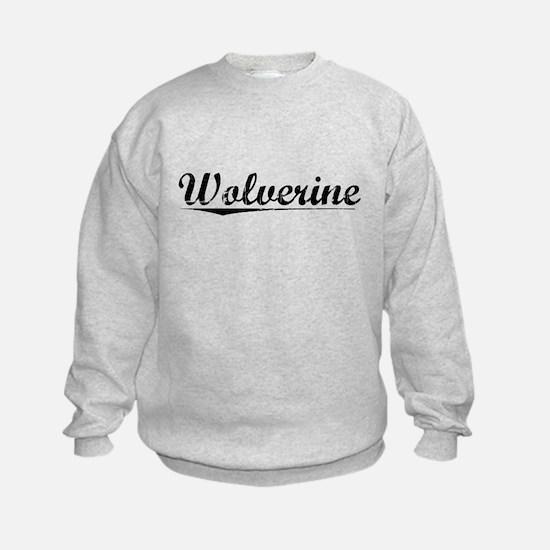 Wolverine, Vintage Sweatshirt