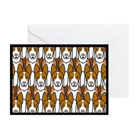 Ibizan Hounds Greeting Cards (Pk of 10)