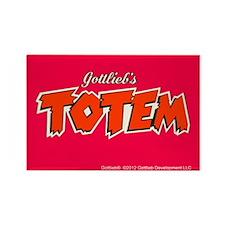 Gottlieb® Totem Rectangle Magnet