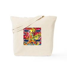 Gottlieb® Totem Pinball Tote Bag