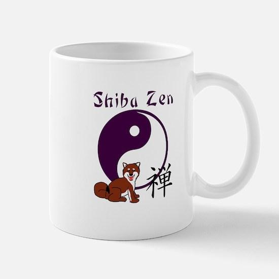 Shiba Zen Mug