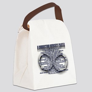 C.O. PRAYER Canvas Lunch Bag