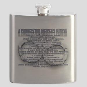 C.O. PRAYER Flask